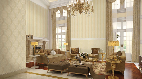Обои Москва каталог обоев Villa Borghese-aperaturaB